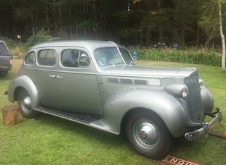 For Sale: 1938 Packard 1600 6 Touring Sedan