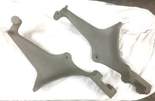For Sale: Packard Luggage Carrier Brackets $200
