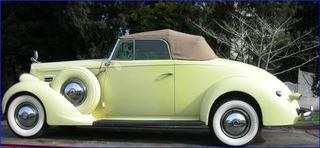 Sep/Oct 2011 1937 120 Convertible Coupe
