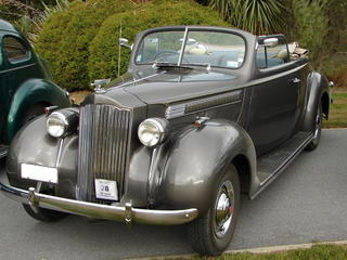 1939 1700 Convertible Coupe