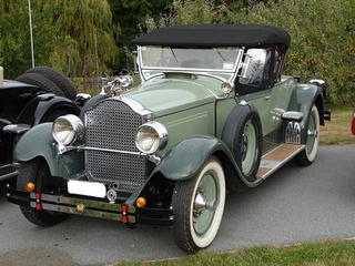 1928 526 Roadster