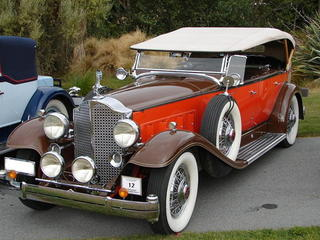 1932 Twin Six Sports Phaeton