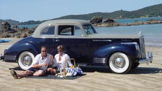 Nov/Dec 2009 The story of a 1941 Packard 110 coupe