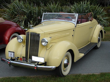 1937 115 Roadster