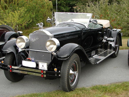 1927 343 Roadster