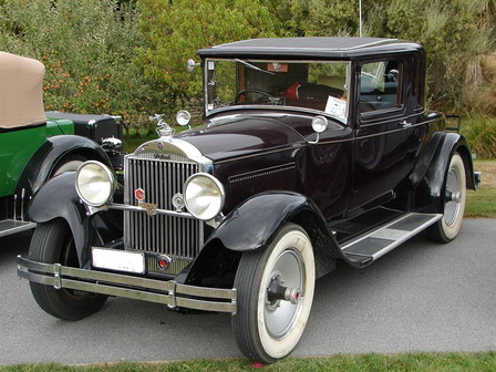 1929 626 Coupe